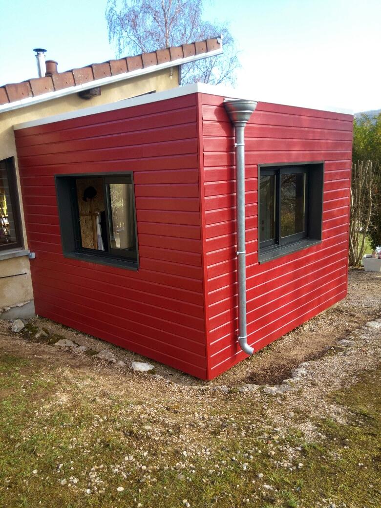 Kit Pour Extension Maison Bois Avie Home
